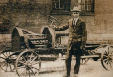 The CR Patterson & Sons Car