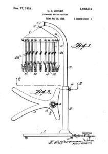 Marjorie Joyner Permanent Wave Machine